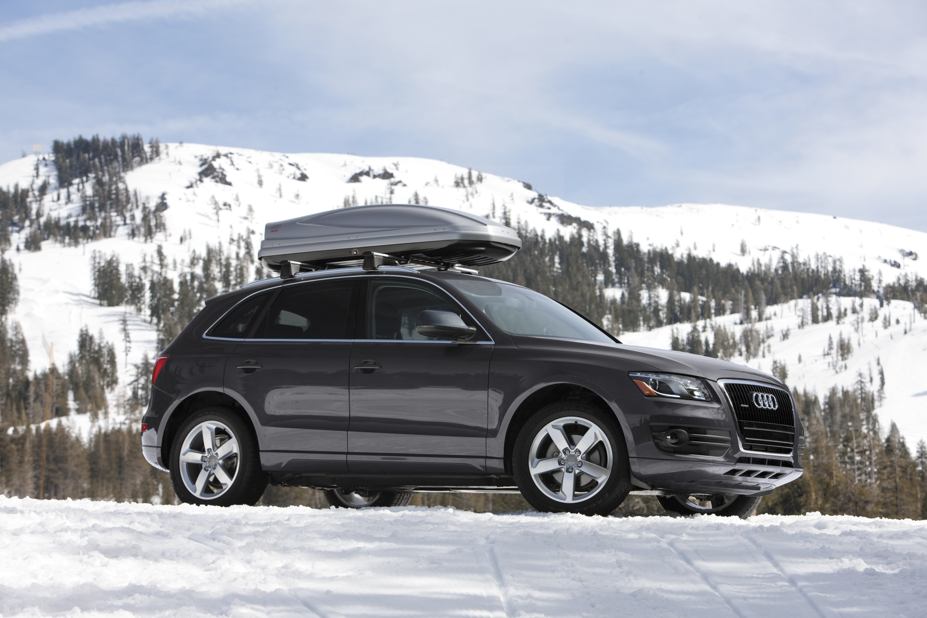 Audi Q5 Winter Wheels Amp Tyres The Best Way To Keep Your