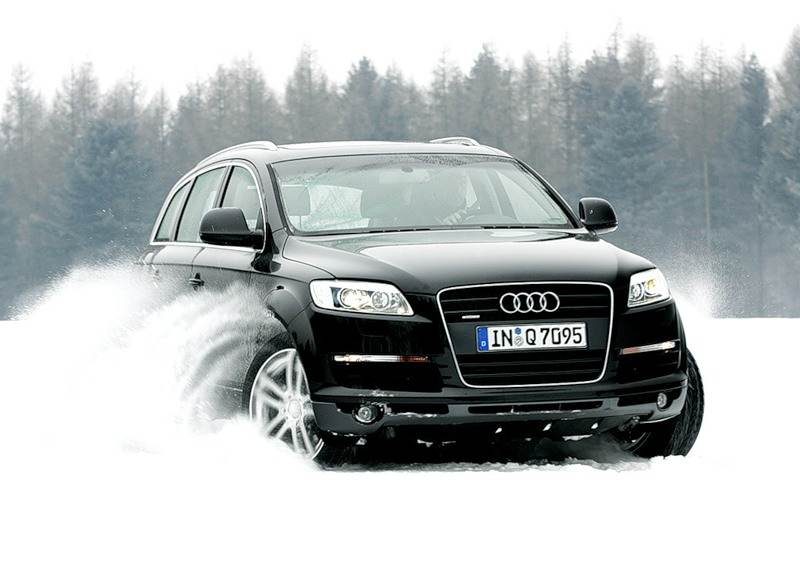 audi q7 winter tyres and wheels we look at the options. Black Bedroom Furniture Sets. Home Design Ideas